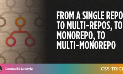 From a Single Repo, to Multi-Repos, to Monorepo, to Multi-Monorepo