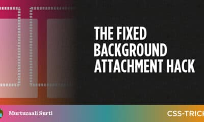 The Fixed Background Attachment Hack