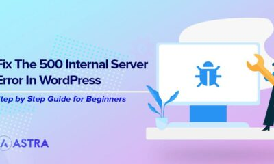 The Beginner's Guide to Fixing the 500 Internal Server Error in WordPress