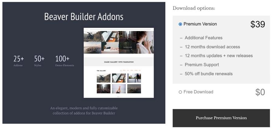 Addons for Beaver Builder Pro Livemesh Themes