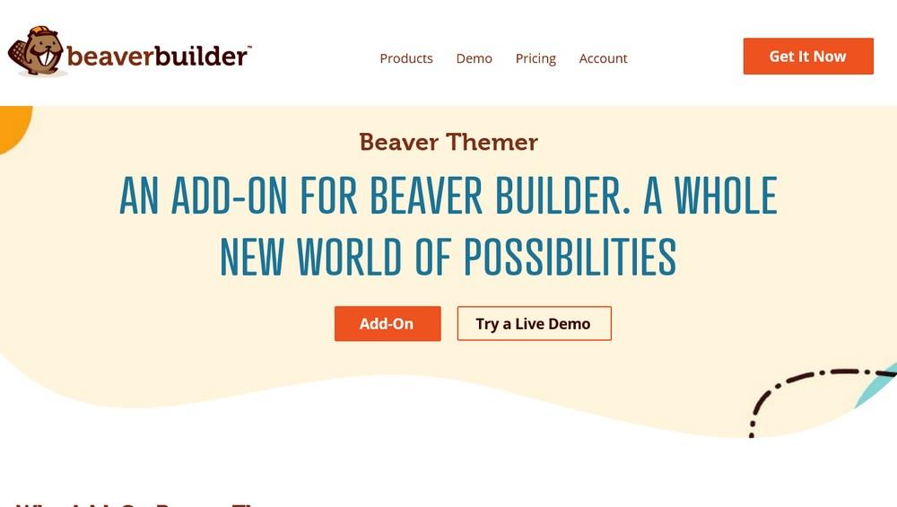 Beaver Themer A WordPress Theme Builder