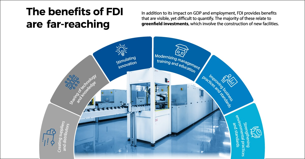 The Importance of FDI and Why It Must Be Revived