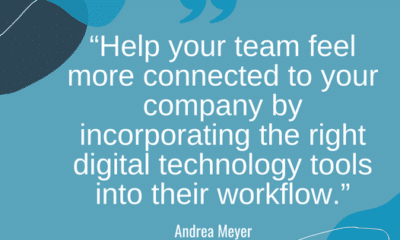 Making sure your team has access to the right tools is a tangible way to pave your road to success....