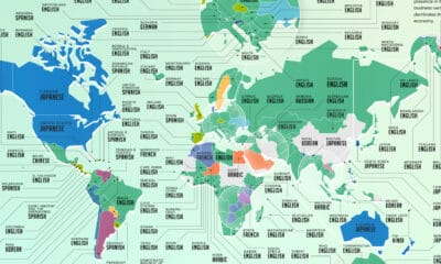 This is the Language Each Country Wants to Learn the Most