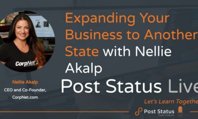 Nellie Akalp on Business Expansion in Another State