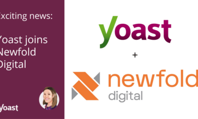 Exciting news: Yoast joins Newfold Digital