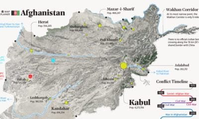 Map Explainer: Key Facts About Afghanistan