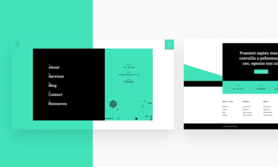 Download a FREE Header & Footer for Divi's Data Science Layout Pack