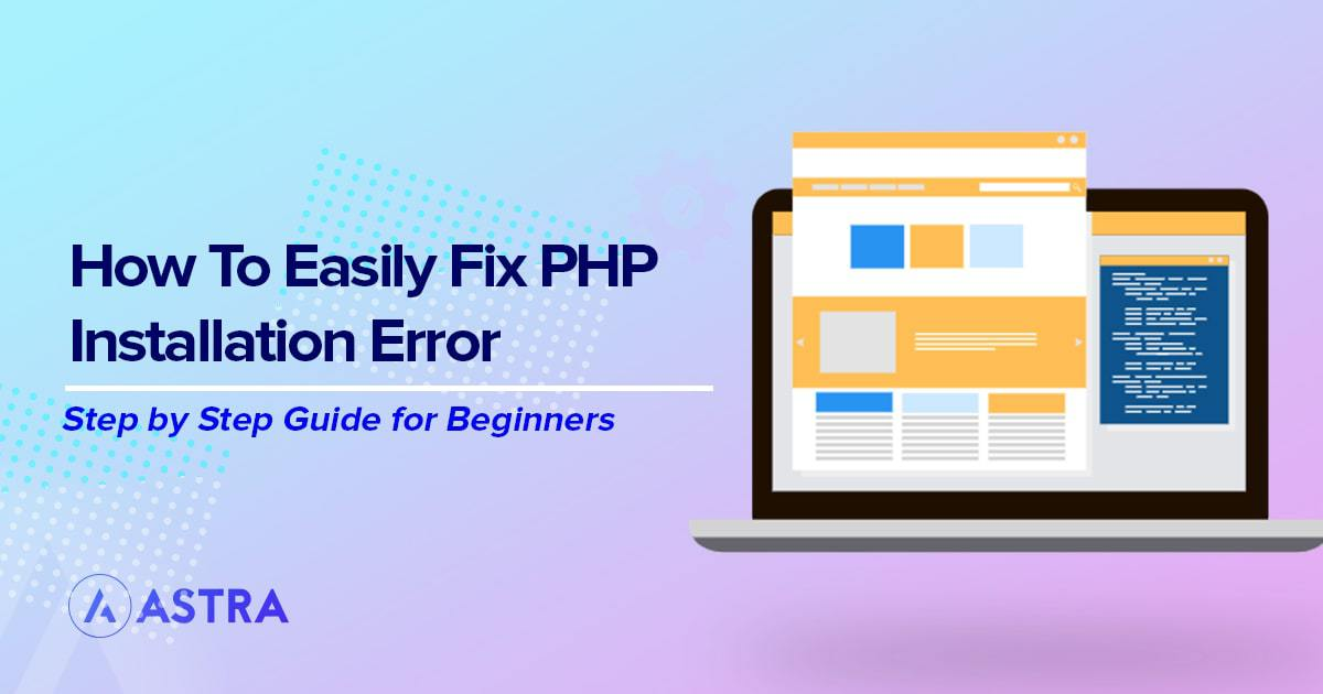 """How to Fix """"Your PHP Installation Appears to Be Missing the MySQL Extension Which Is Required by WordPress"""" Errors"""