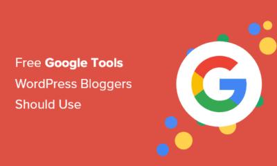 19+ Free Google tools every WordPress blogger should use
