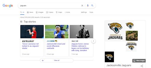 Google algorithm ML.