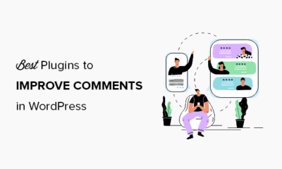 WordPress plugins to improve comments
