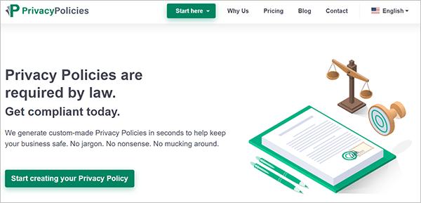 PrivacyPolicies.com