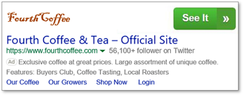 search partners decoration microsoft ads