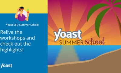 Yoast Summer School 2021: A recap of the best bits