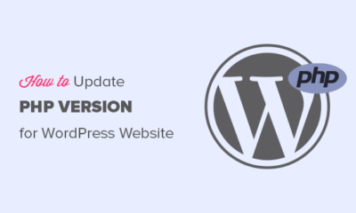 Updating the PHP version for your WordPress website