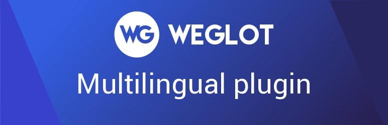Weglot Multilingual WordPress Plugin