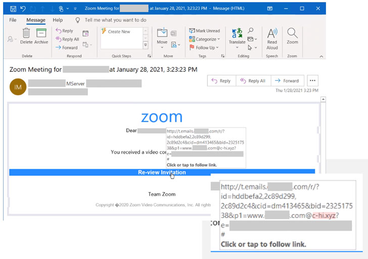 phishing open redirect