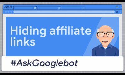 Should I hide affiliate links? #AskGooglebot