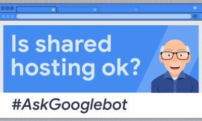 Is shared hosting ok? #AskGooglebot