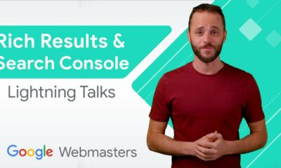 Rich Results & Google Search Console | WMConf Lightning Talks