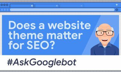 Does a website theme matter for SEO?  #AskGooglebot