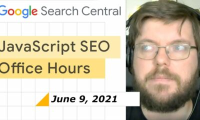 JS SEO Q&A from June 9th, 2021