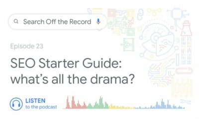 SEO Starter Guide: What's all the drama?