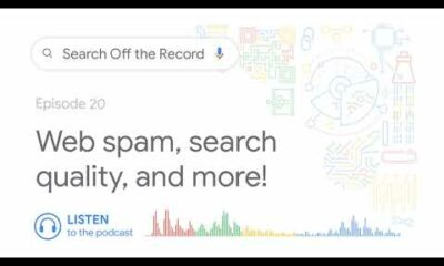 Tackling web spam, search quality, and more!