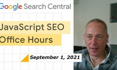 JavaScript SEO Q&A September 1st, 2021