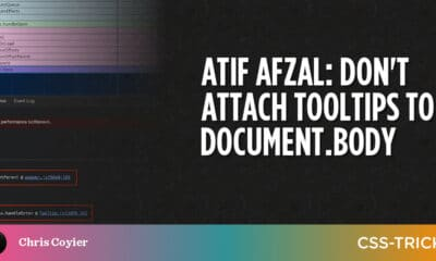 Don't attach tooltips to document.body