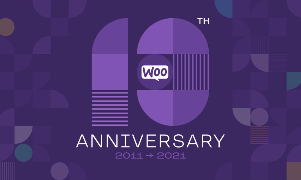 Celebrating 10 years of WooCommerce