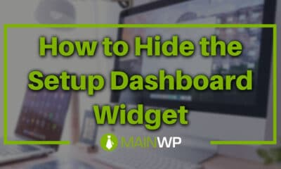 How to Hide the Setup Dashboard Widget in WooCommerce