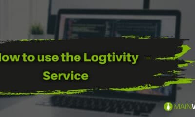 How to use the Logtivity Service on your Site