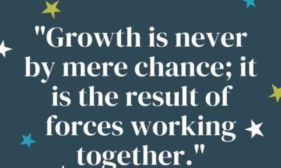 The growth of your business is not serendipitous, but rather the relationship and effectiveness of your team....
