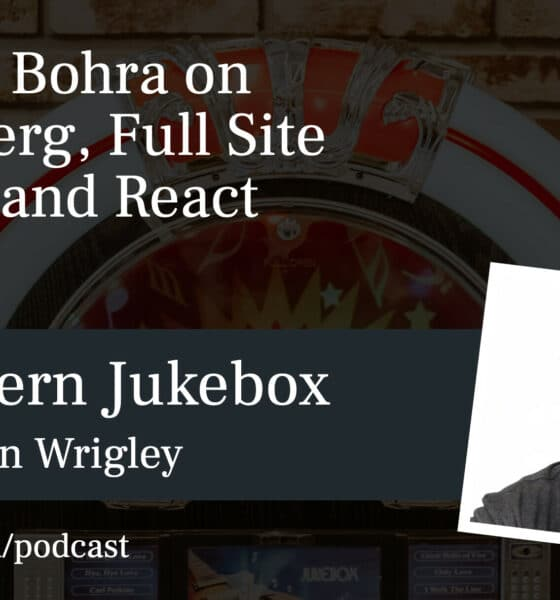 #7 – Ajit Bohra on Gutenberg, Full Site Editing and React