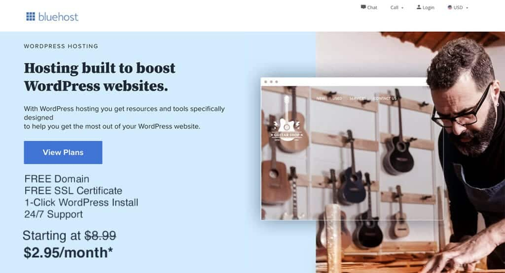 bluehost best registrar domain