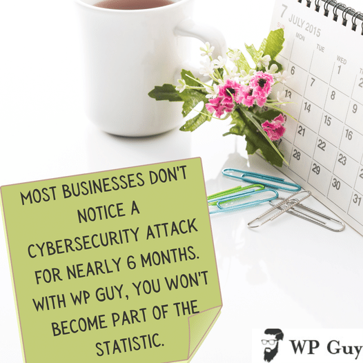 Your business's security will be taken care of with WordPress Guy. Schedule your consult today!...