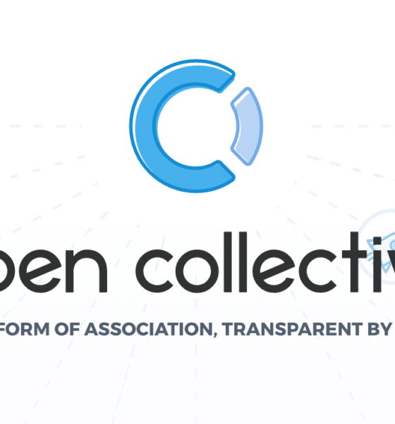 Open Collective Launches New Way to Support Open Source through Public Stock Shares