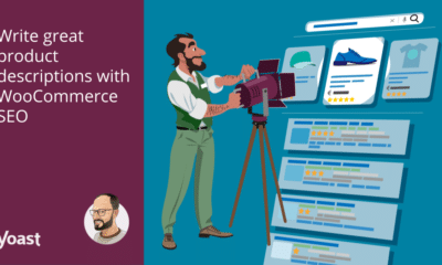 Write great product descriptions with WooCommerce SEO