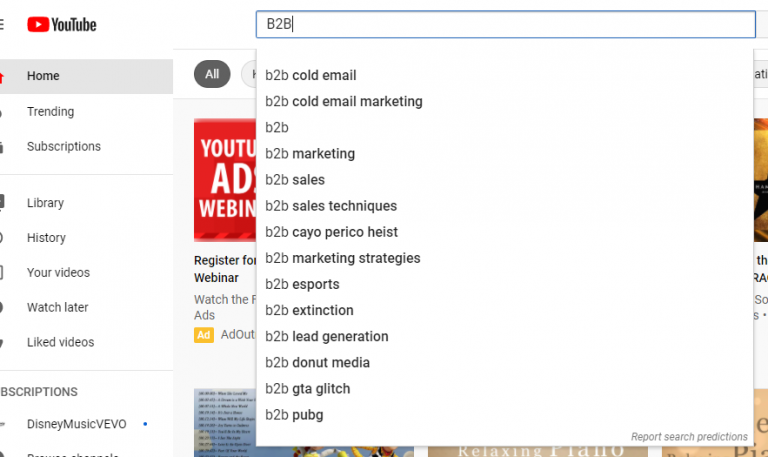 How To Use Social Media for Keyword Research