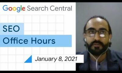 English Google SEO office-hours from January 8, 2021