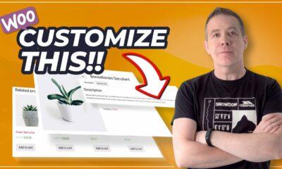 WooCommerce Product Page Design | WooBuilder Blocks | Gutenberg