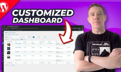 Build A Custom WordPress Dashboard For Users - Admin Columns Pro