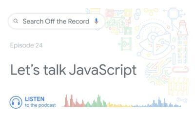Let's talk JavaScript