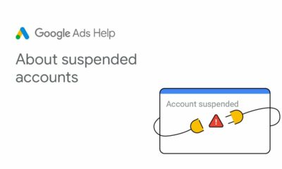Google Ads Help: About suspended accounts