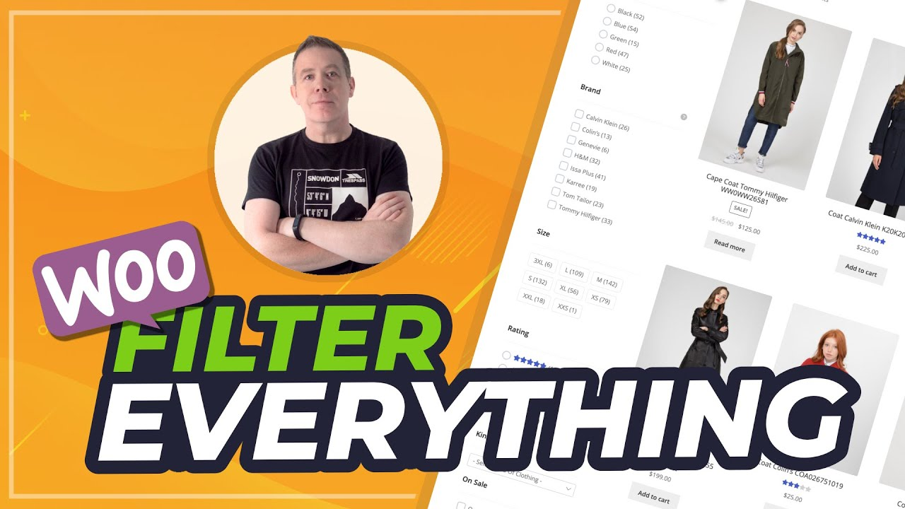 Best WooCommerce Filter Plugin? - Filter Everything FREE