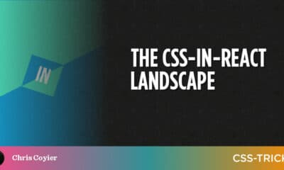 The CSS-in-React Landscape