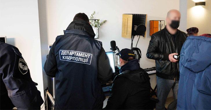 ransomware hacker arrested
