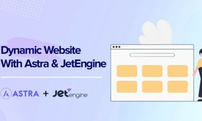 Building a Dynamic Website With Astra and JetEngine